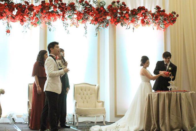 Engagement Hotel Pullman Central Park Jakarta - MC Anthony Stevven by Casablanca Design - 002