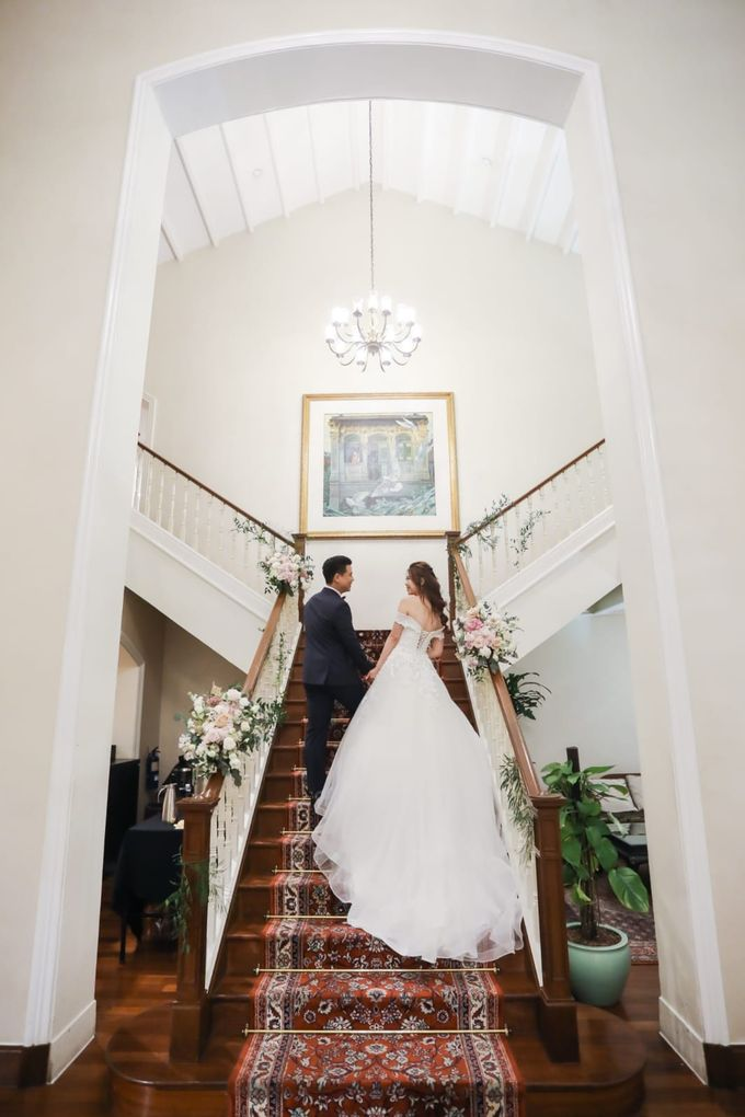 Blush and White Elegance by InterContinental Singapore - 003
