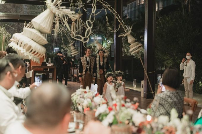 Putri & Christopher by ProjectDEA Wedding Planner - 015