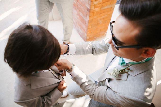 Intan Ayu & Olaf Wedding by Ray Aloysius Photography - 013
