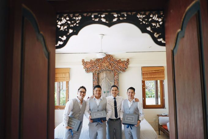 Andrew & Cassandra Wedding by Love Bali Weddings - 034