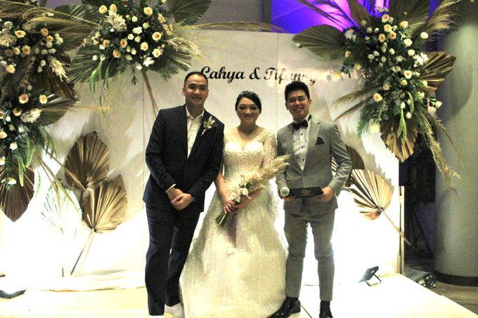 Jazz Wedding Entertainment - Double V  Entertainment with Anthony stevven MC  Intimate Open Restaurant Double Tree Jakarta by Anthony Stevven - 018