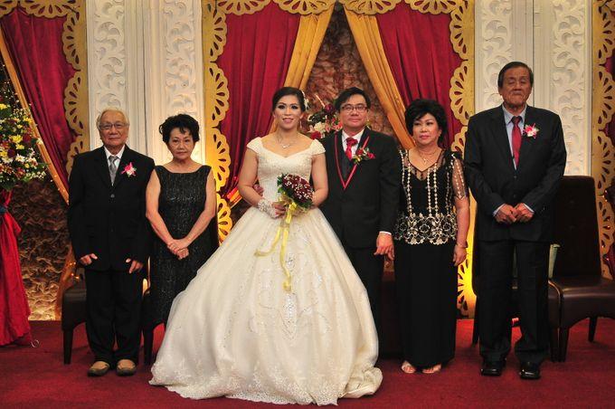 Franciskus & Yanti Wedding by DESPRO Organizer - 005