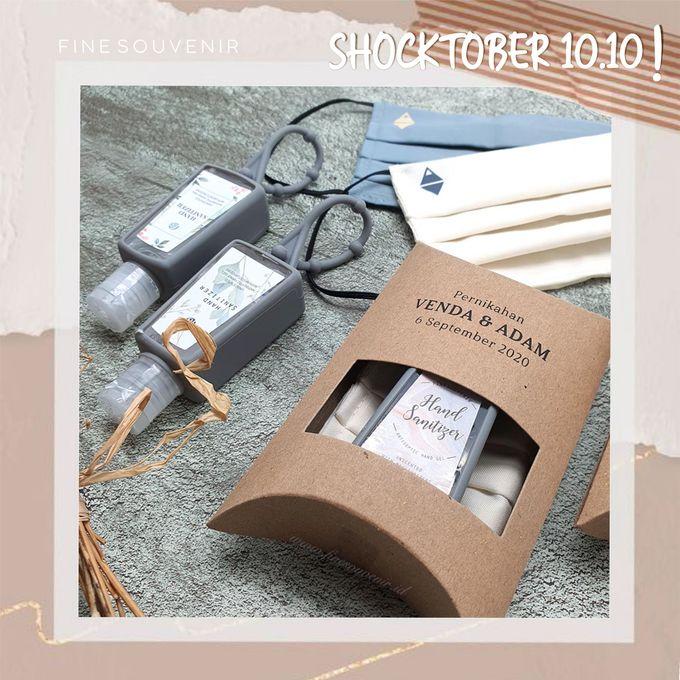 "Fine Souvenir ""Shocktober 10.10"" by Fine Souvenir - 003"