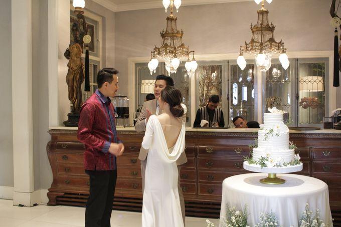 Mc Intimate Wedding Bunga Rampai Jakarta - Anthony Stevven by Anthony Stevven - 012