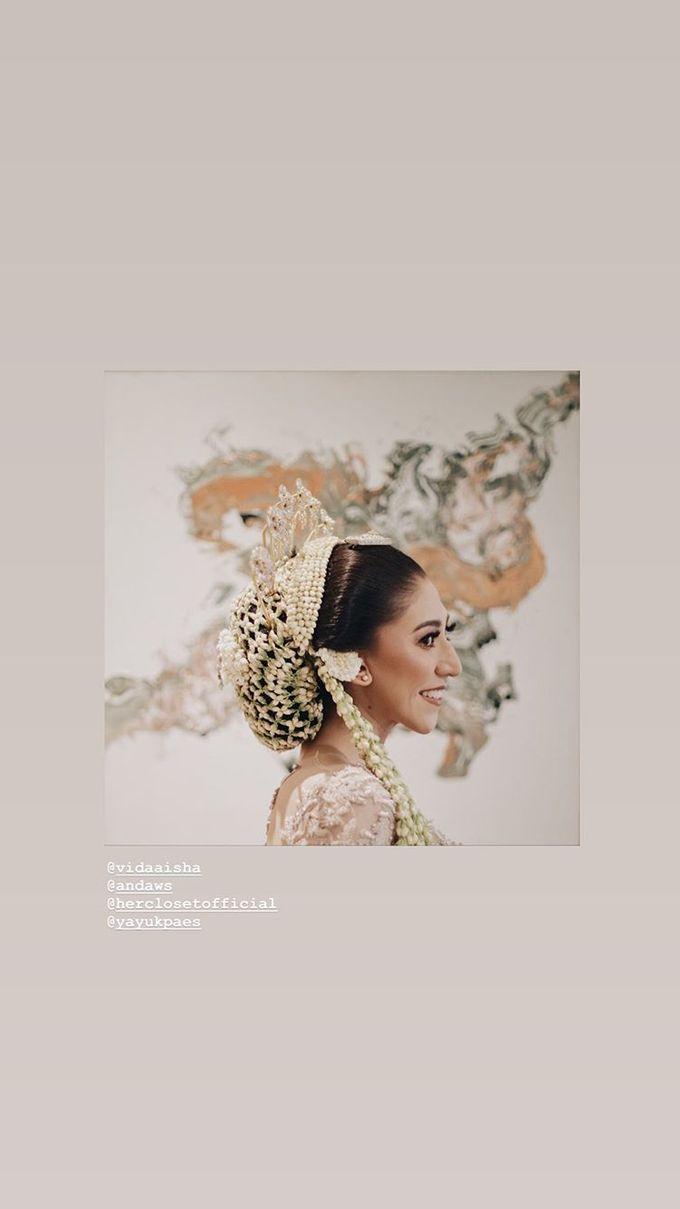 Acara Pernikahan Okta Vida by D'soewarna Wedding Planning - 044