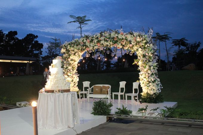MC Wedding Royal Tulip Bogor - MC Anthony Stevven by KEYS Entertainment - 007