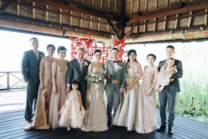 Andrew & Cassandra Wedding by Love Bali Weddings - 035