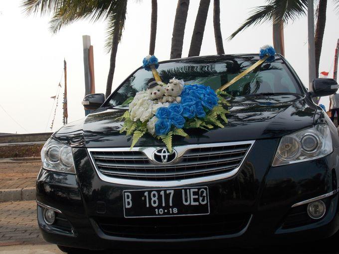 Jenis Jenis Mobil Wedding by BKRENTCAR - 003