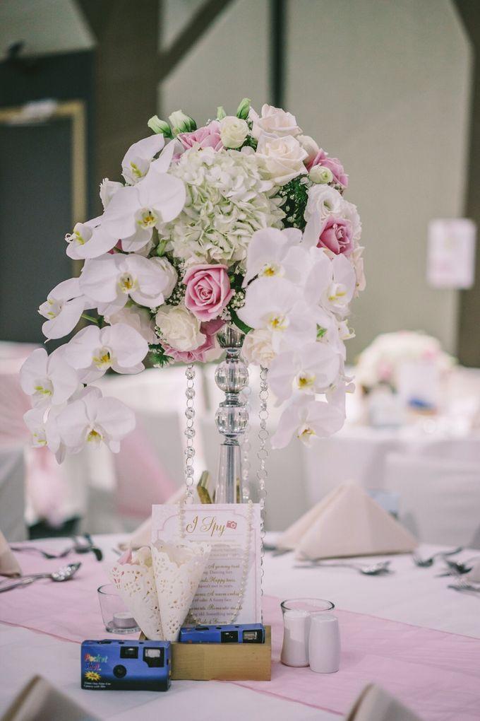 Wedding of Huang & Imelda by Rosette Designs & Co - 017