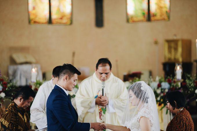 The Wedding of  Ferry & Okta by Satori Planner - 007