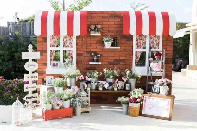 Ferry & Cynthia Wedding Decor by AiLuoSi Wedding & Event Design Studio - 004