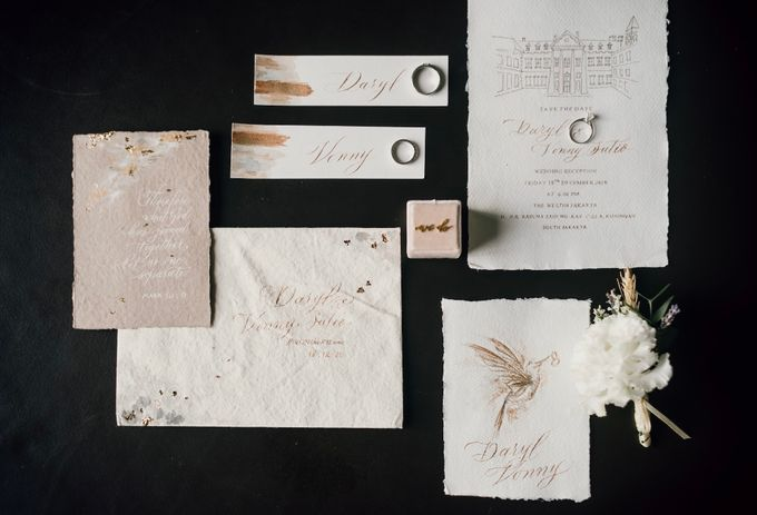 Daryl & Vonny by Twogather Wedding Planner - 001