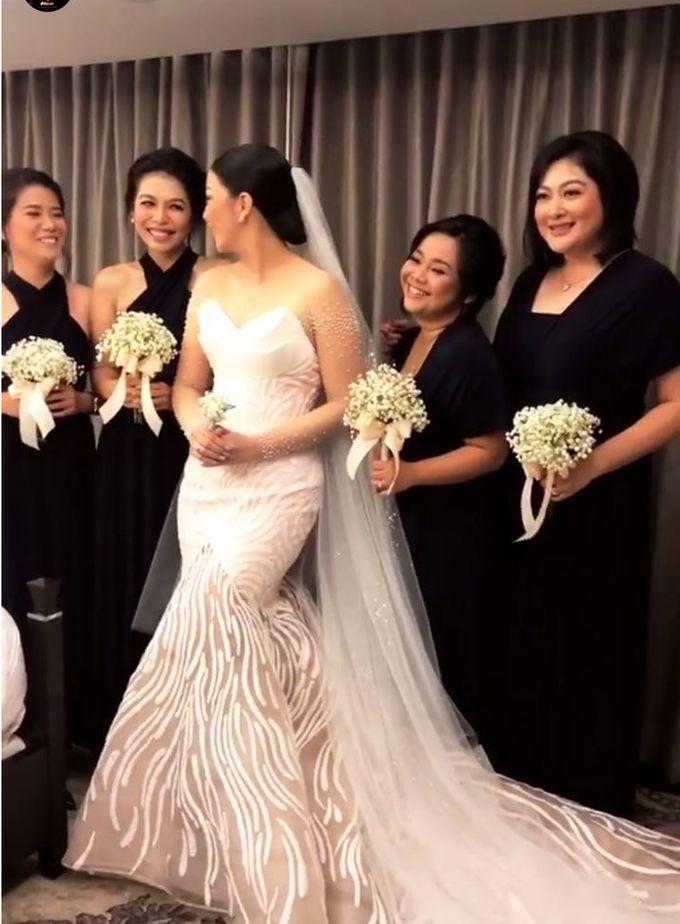TINGGO YOVITA WEDDING by bridestore indonesia - 010