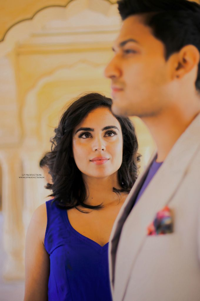 Pre Wedding Shoot by GP PRODUCTION - 035