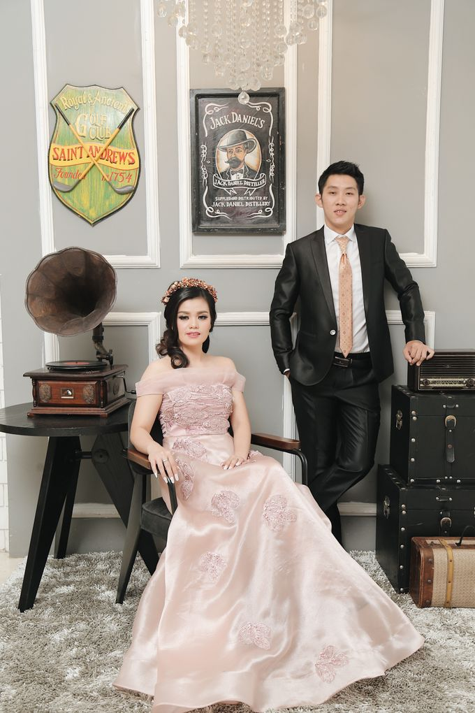 The Pre-wedding of Hendy & Liliani by Vica Wang - 004