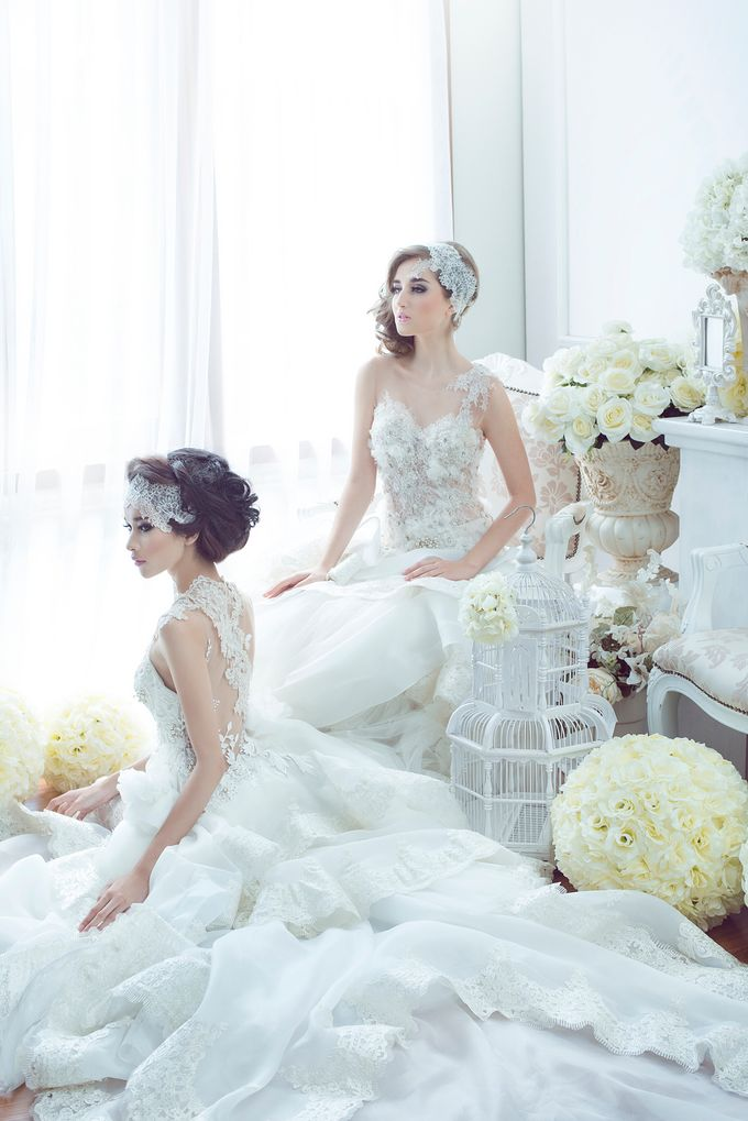 Parisian Fairy by Gazelle Brides - 011