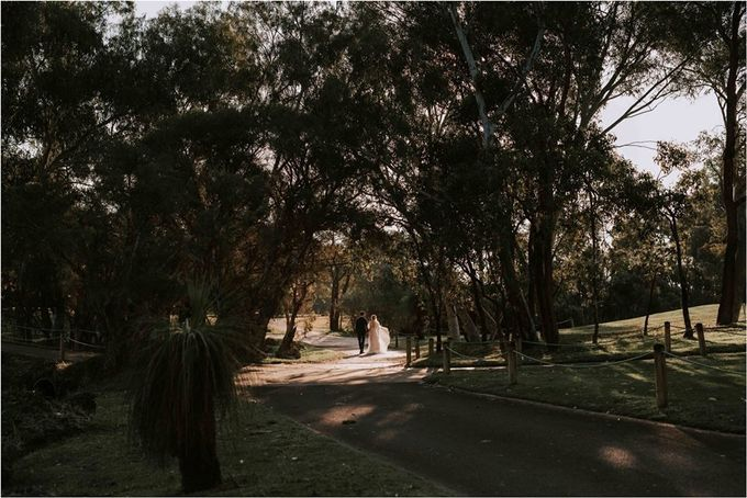 Spring Wedding at the Vines Country Club in the swan Valley Sarah & Glen by Anna Campbell - 018