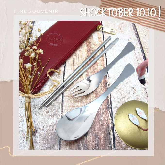 "Fine Souvenir ""Shocktober 10.10"" by Fine Souvenir - 005"