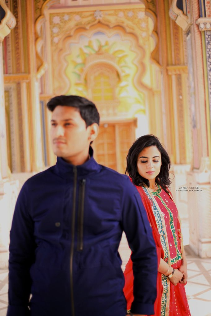 Pre Wedding Shoot by GP PRODUCTION - 036
