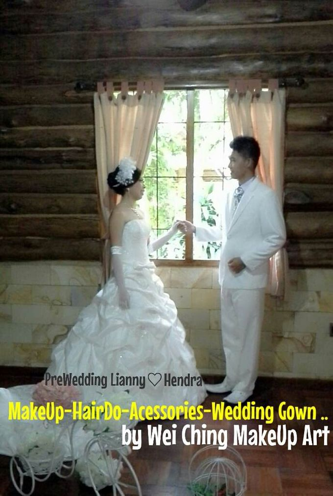 Weiching Bridal by Weiching Bridal Make Up - 003