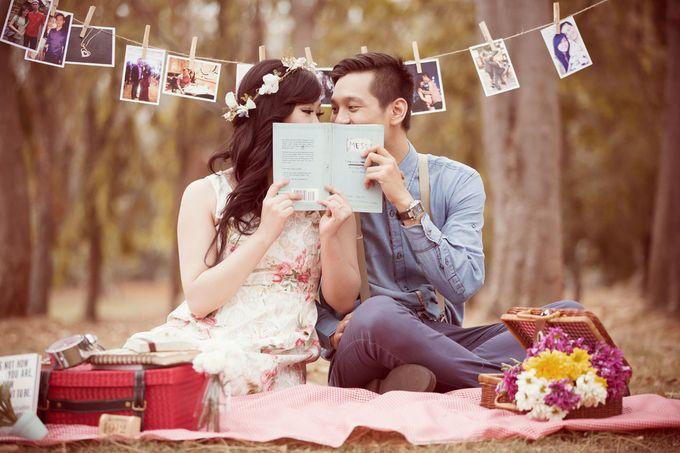 Bambang & Melissa by JJ Bride - 015