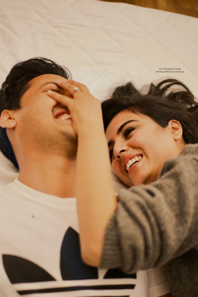 Pre Wedding Shoot by GP PRODUCTION - 034