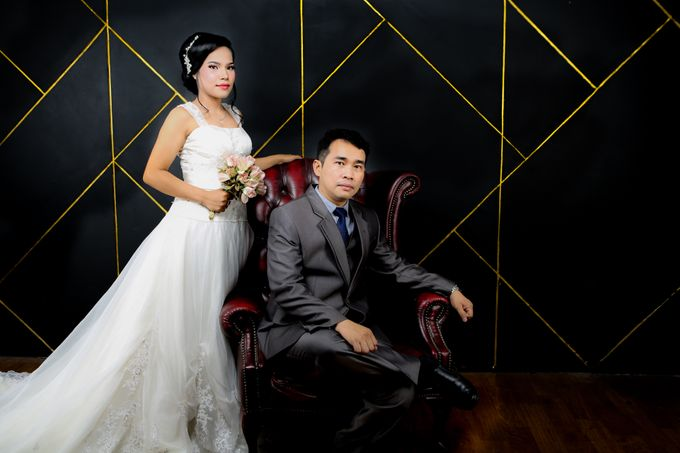 Andry + Mia Pre Wedding by MRS Makeup & Bridal - 001