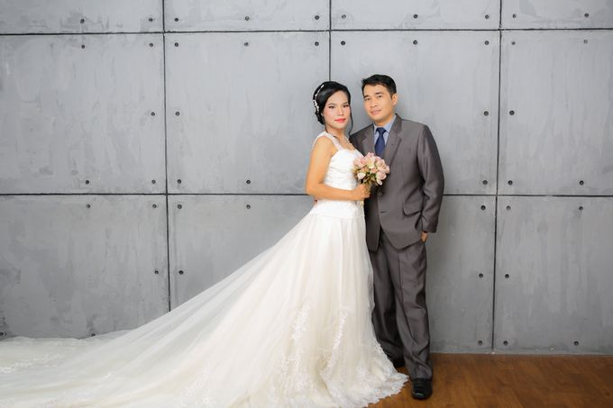 Andry + Mia Pre Wedding by MRS Makeup & Bridal - 003