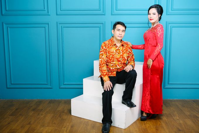 Andry + Mia Pre Wedding by MRS Makeup & Bridal - 005