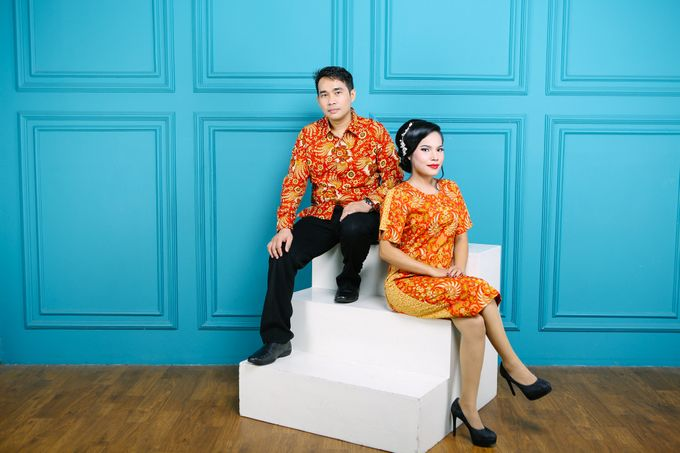 Andry + Mia Pre Wedding by MRS Makeup & Bridal - 006
