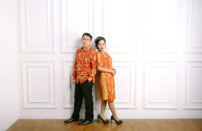 Andry + Mia Pre Wedding by MRS Makeup & Bridal - 007