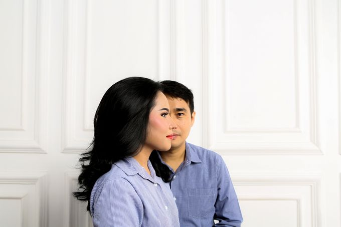 Andry + Mia Pre Wedding by MRS Makeup & Bridal - 013