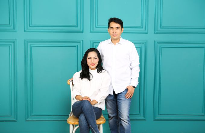 Andry + Mia Pre Wedding by MRS Makeup & Bridal - 009