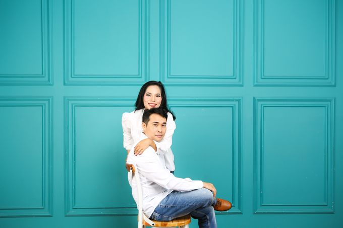 Andry + Mia Pre Wedding by MRS Makeup & Bridal - 010