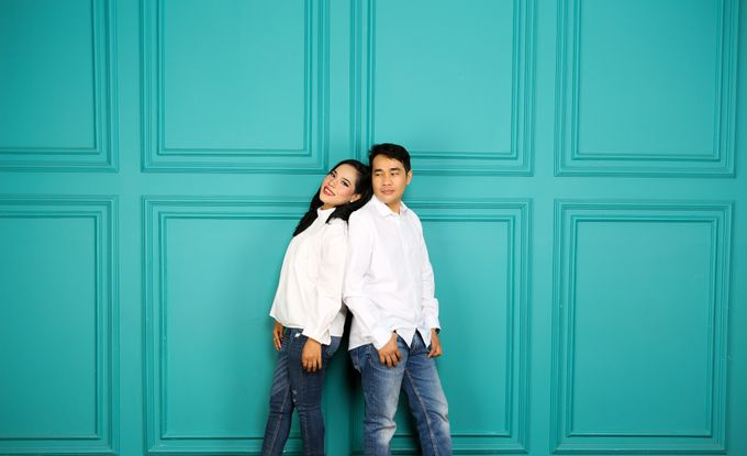 Andry + Mia Pre Wedding by MRS Makeup & Bridal - 011