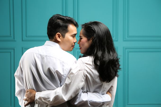 Andry + Mia Pre Wedding by MRS Makeup & Bridal - 012