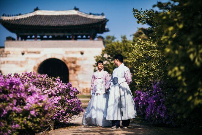 Prewedding Seoul by Ohana Enterprise - 007