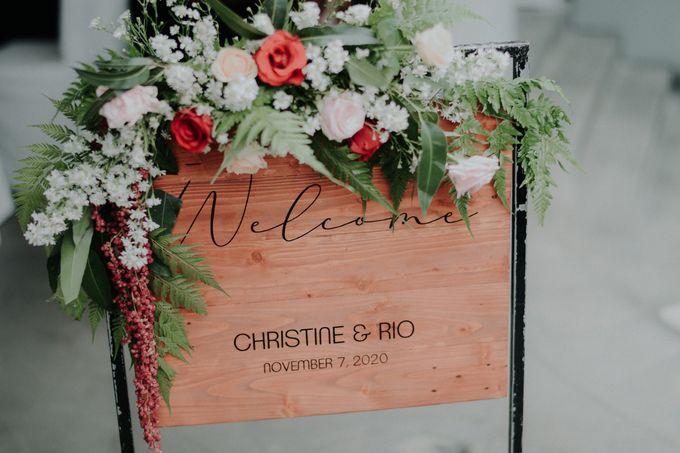 Christine & Rio by Uncle D Dekor - 036