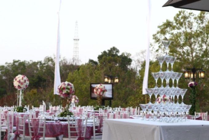 Wedding of Christian Adiwena and Rufina Tam by Flamingo Dewata Chapel and Villas - 005