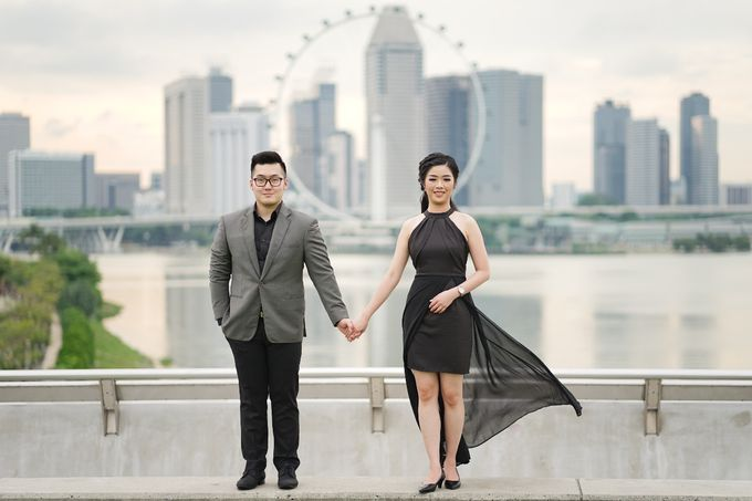 prewedding Singapore by Ohana Enterprise - 007