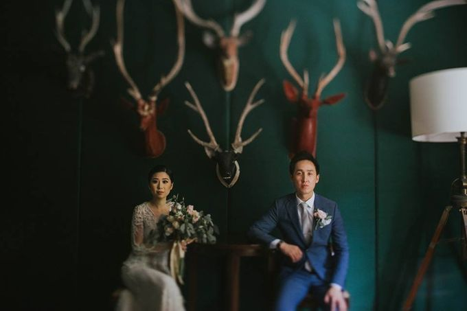 Wedding of Evelyn & Keith by Beyond Decor Company - 001