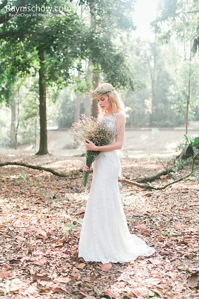 Styled shoot by Raynis Chow Bridal Make Up - 003