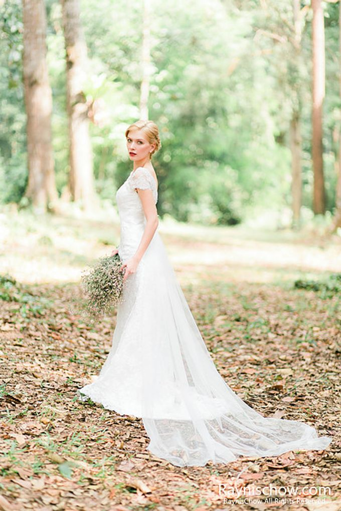 Styled shoot by Raynis Chow Bridal Make Up - 006