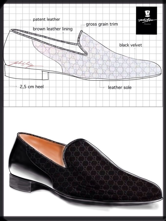 Shoe Design by Philip Formalwear - 004