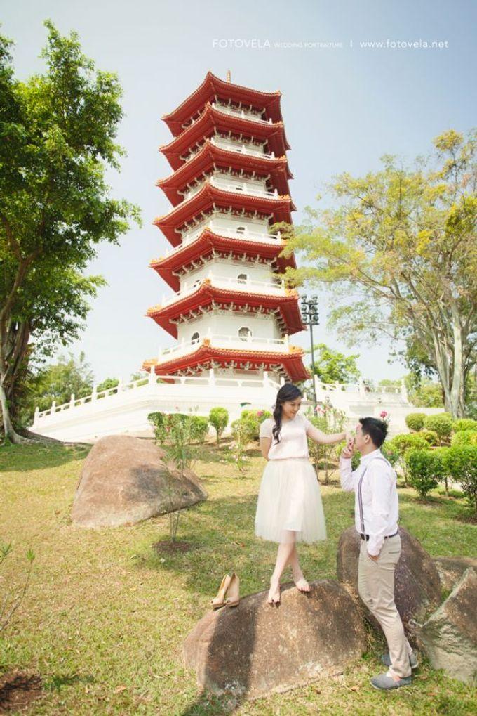 singapore Prewedding Fendy & Jeany by fotovela wedding portraiture - 005