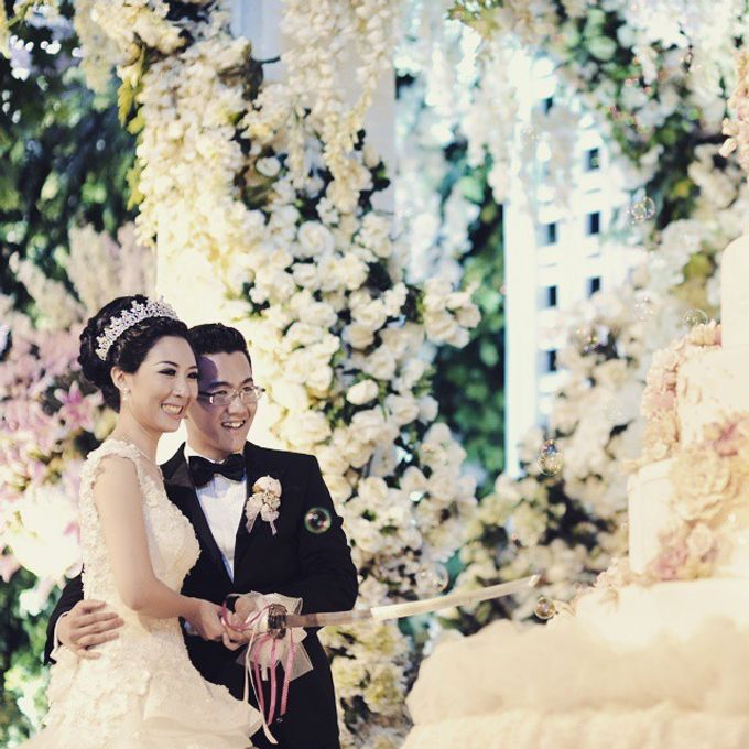 Wedding of Ivan & Aileen by All Occasions Wedding Planner - 011