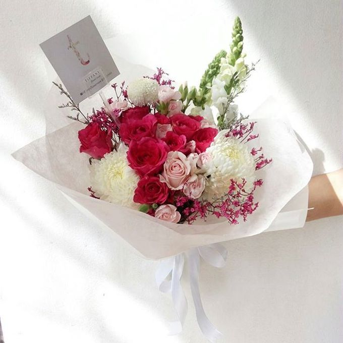 Gift Bouquet by Tiffany's Flower Room - 006