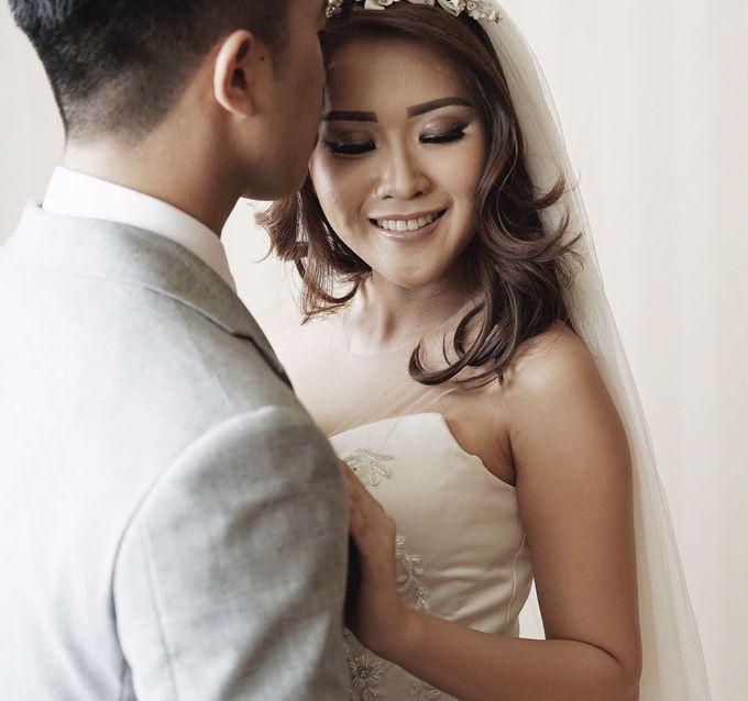 Wedding Norman & Chikka by Hotel Borobudur Jakarta - 003