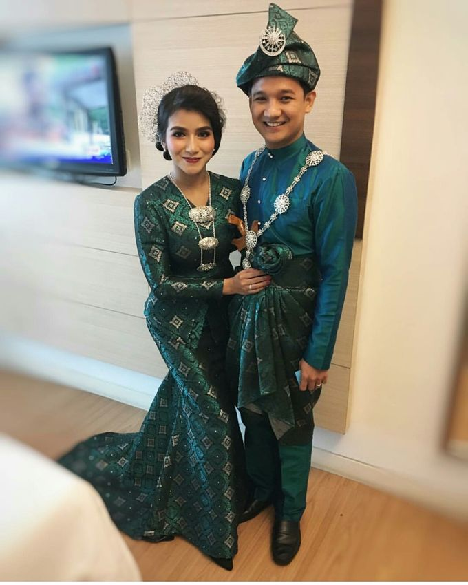 Songket Collection by Emma Wedding - 015